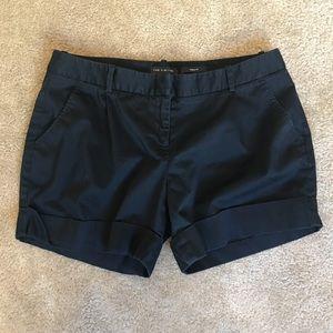 Limited Black Dress Shorts